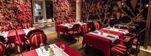 Restaurant La Plaza in Budapest
