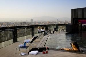 Hotel Barcelo Raval en Barcelona