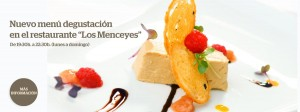 Nuevo menu degustacion restaurante los menceyes