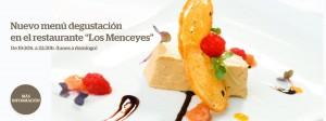 Menu degustacion restaurante Los Menceyes